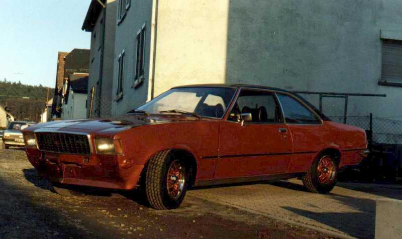 Opel Commodore B 1972 Coupe Elo 005