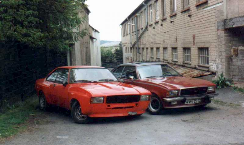 Opel Commodore B 1972 Coupe Elo 007