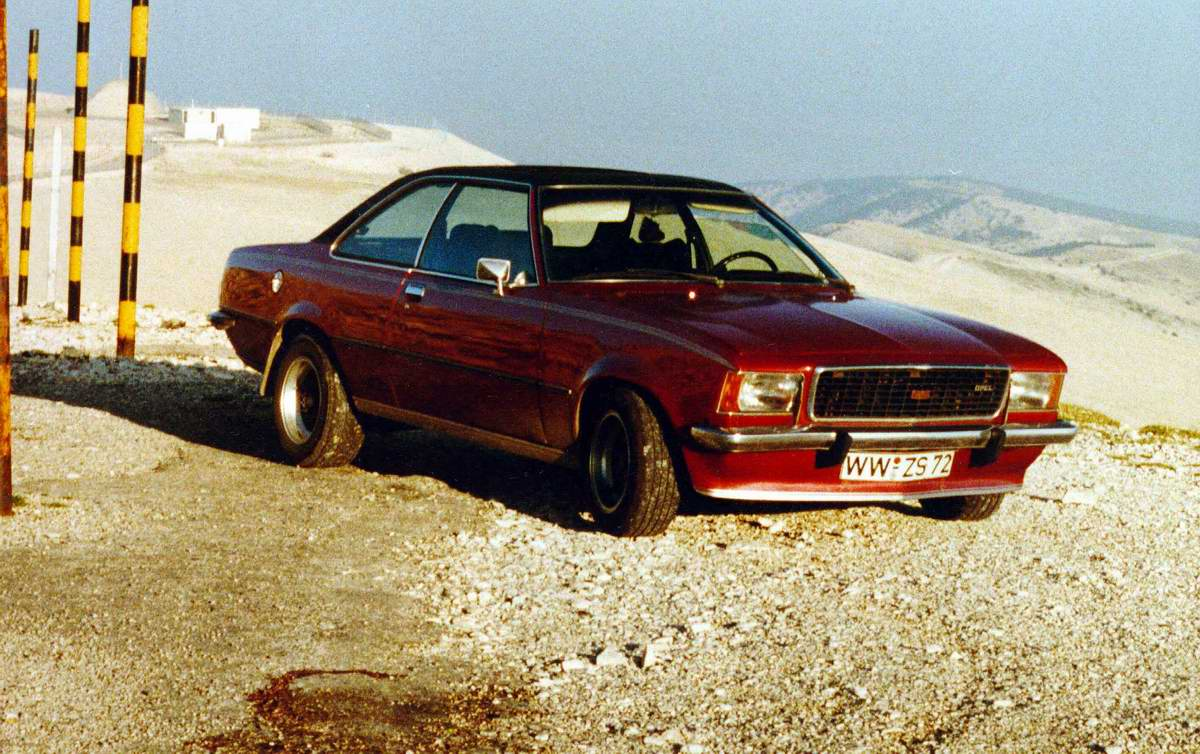 Opel Commodore B 1972 Coupe Elo 041